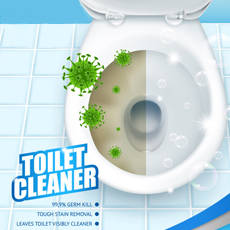 TOILET CLEANER -